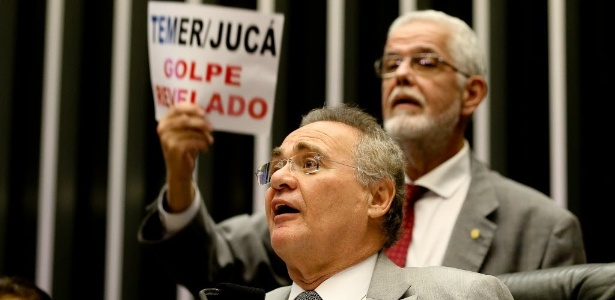 Votação de vetos e meta fiscal foi marcada por protestos no Congresso