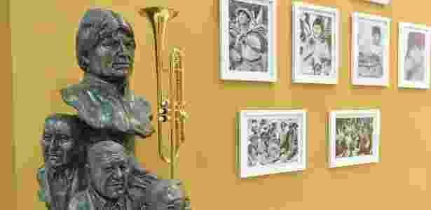 2.fev.2017 - Obras do Museu da Revolução Democrática e Cultural, em Orinoca, na Bolívia -  Freddy Zarco/ABI -  Freddy Zarco/ABI