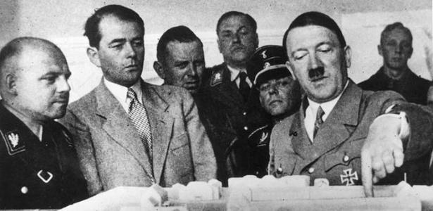 Hitler em foto de 1936