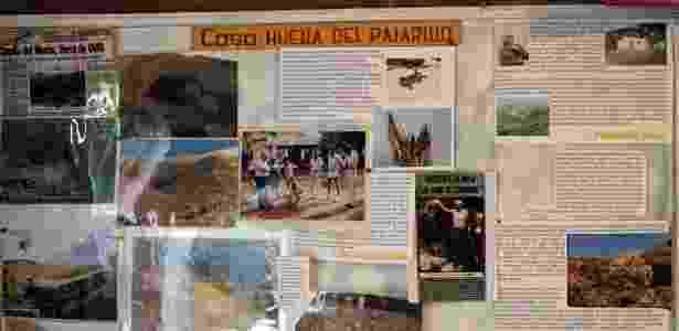 A marca do Pajarillo é o caso mais famoso dos supostos óvnis - BBC Mundo - BBC Mundo