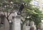 As estátuas que dividem os Estados Unidos e provocam confrontos - BBC