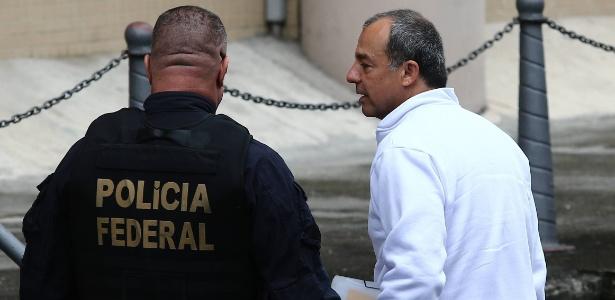Sergio Cabral está preso em Bangu 8 - Fábio Motta/Estadão Conteúdo