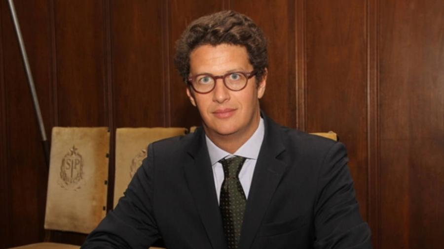 O advogado Ricardo Salles, futuro ministro do Meio Ambiente - Pedro Calado/Secretaria do Meio Ambiente de São Paulo