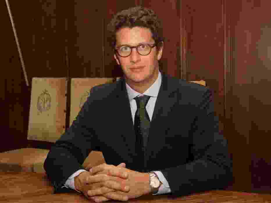 09.dez.2018 -- O advogado Ricardo Salles, futuro ministro do Meio Ambiente - Pedro Calado/Secretaria do Meio Ambiente de São Paulo