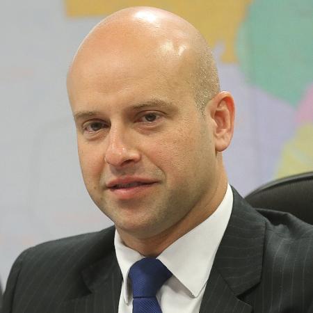Marcelo Guaranys, secretário-executivo do Ministério da Economia - Alan Marques/ Folhapress