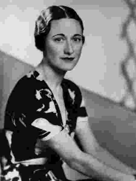 Wallis Simpson em 1936, ano em que Edward 8º abdicou - Getty Images