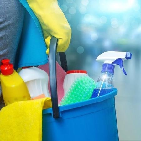 Produtos de limpeza - Getty Images