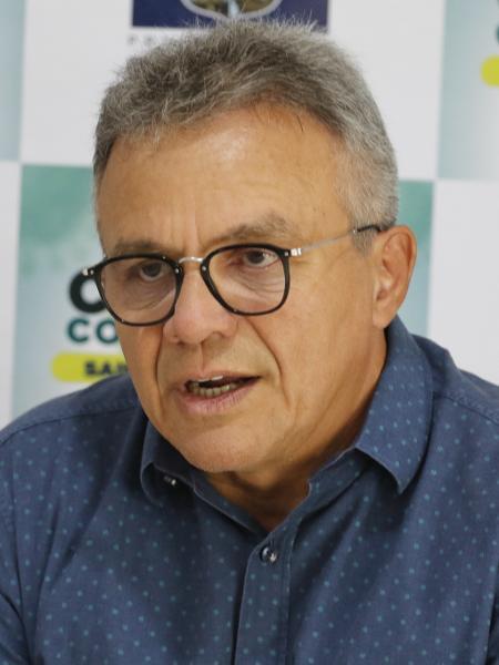 O prefeito de Belém,  Zenaldo Coutinho - Oswaldo Forte/Divulgação