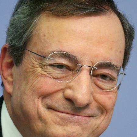 Draghi, ex-presidente do Banco Central Europeu, foi encarregado de formar um governo na Itália  - RALPH ORLOWSKI/Reuters