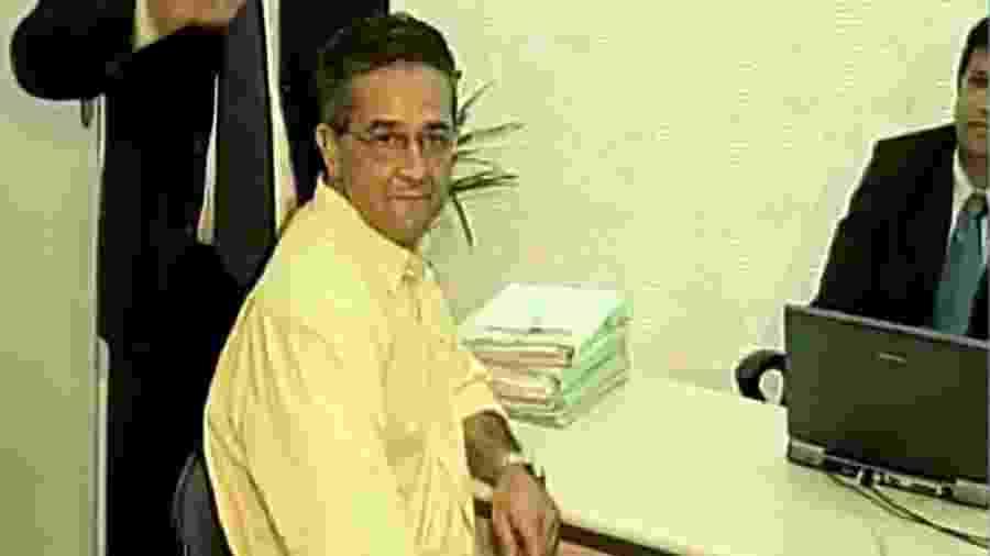 Markson Oliveira foi condenado em 2018 pela morte do vaqueiro Alexandre Honorato de Souza em 2006 - TV Bahia/Reprodução