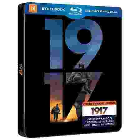 1917 - Blu-Ray Steelbook - Divulgação - Divulgação