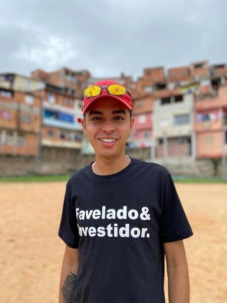 Murilo Duarte, criador do Favelado Investidor, participa de evento do UOL - Divulgação