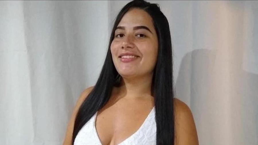 """Milena da Glória, de 19 anos, estava grávida de 5 meses quando descobriu ser portadora da """"doença do gato"""" - Reprodução/Redes Sociais"""