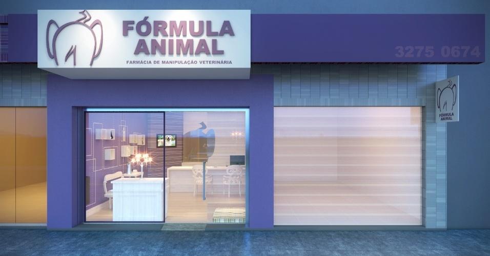Franquia Fórmula Animal