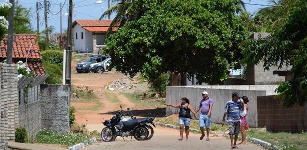 Vizinhos da penitenciária de Alcaçuz dizem que a região é segura
