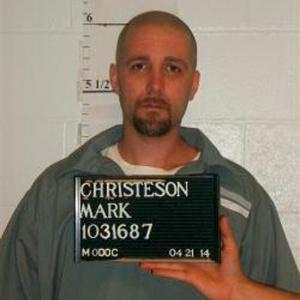 Mark Christeson, executado nesta terça