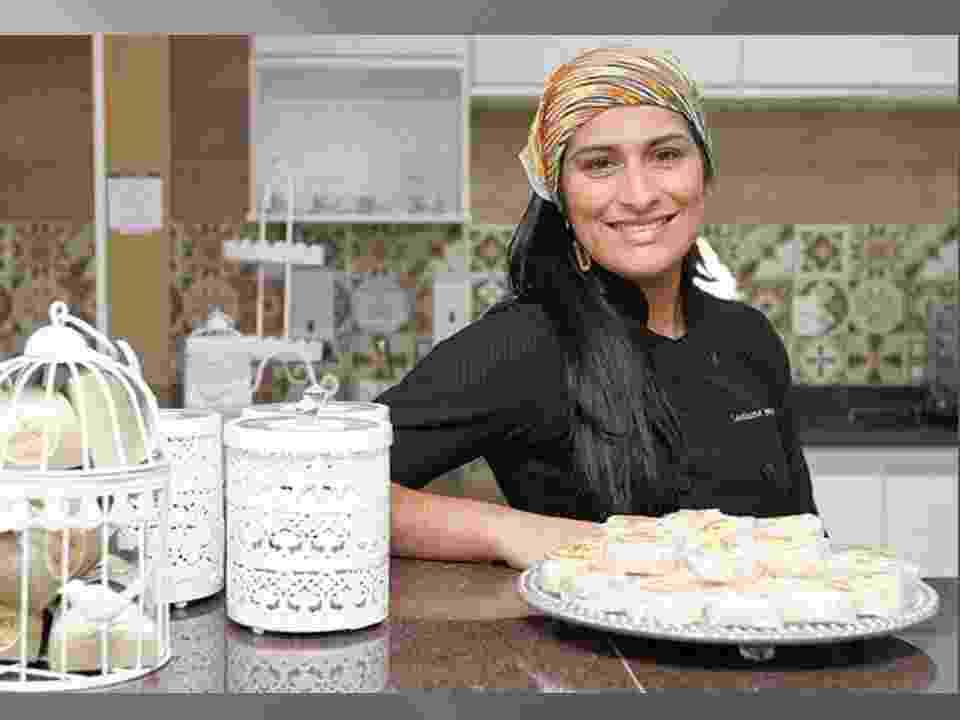 Lucilaine Lima é dona do Instituto Gourmet, escola de gastronomia que virou franquia em janeiro deste ano - Divulgação