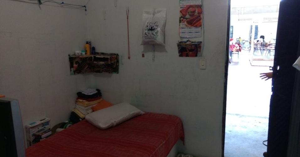 Segundo denúncia do Sinpoljuspi (Sindicato dos Agentes Penitenciários do Piauí), presos abastados que não têm curso superior estão usando espaços privilegiados fora dos pavilhões do presídio.