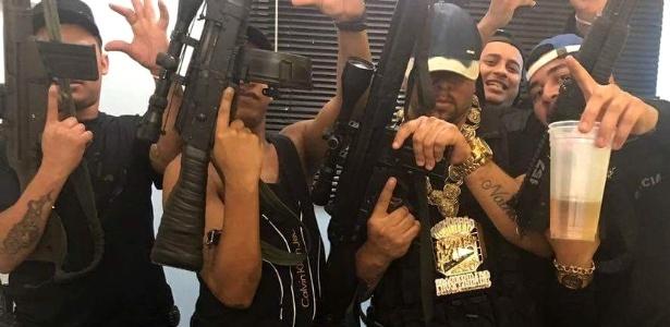 A Polícia Civil do Rio prendeu em 2017 Alberto Ribeiro Sant'anna, o Cachorrão, apontado como um dos líderes do tráfico de drogas na Rocinha