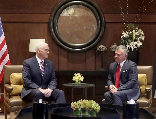 Vice de Trump anuncia embaixada em Jerusalém até fim de 2019
