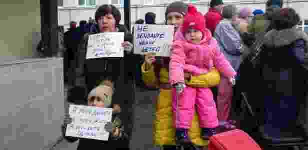 Lixão na Rússia - Maxime Popov/AFP - Maxime Popov/AFP
