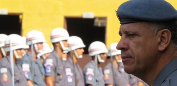 Marcelo Vieira Salles, amigo do governador Márcio França, é bem quisto pelos PMs de SP