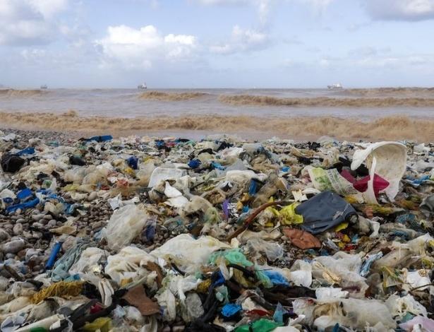 Em 20150 o planeta pode chegar a produzir 3,4 bilhões de toneladas de lixo, segundo relatório do Banco Mundial - Getty Images