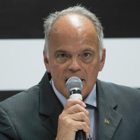 General João Camilo Pires de Campos, secretário da Segurança de São Paulo - Bruno Rocha/Fotoarena/Estadão