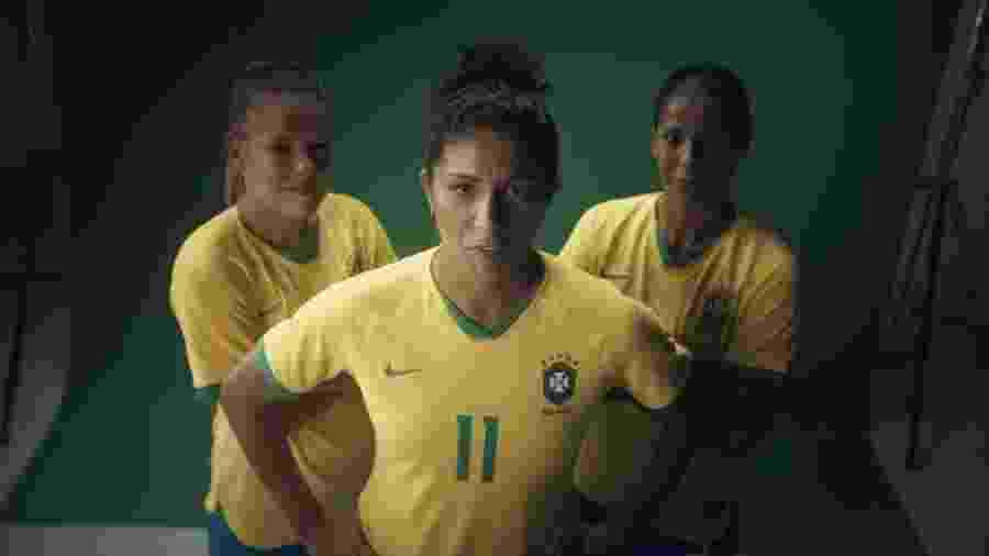 Andressinha, Cristiane e Fabi Simões estão no comercial de Guaraná Antarctica - Divulgação