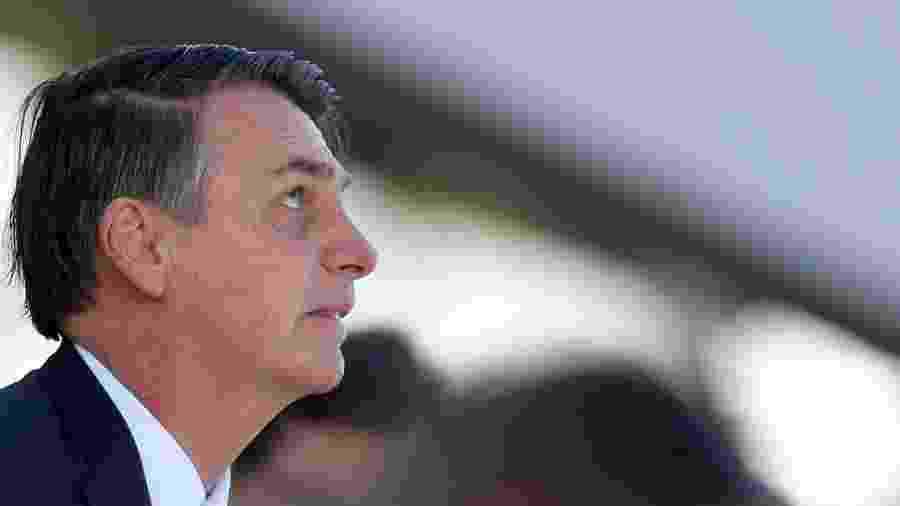 18.jun.2018 - O presidente Jair Bolsonaro - Adriano Machado/Reuters