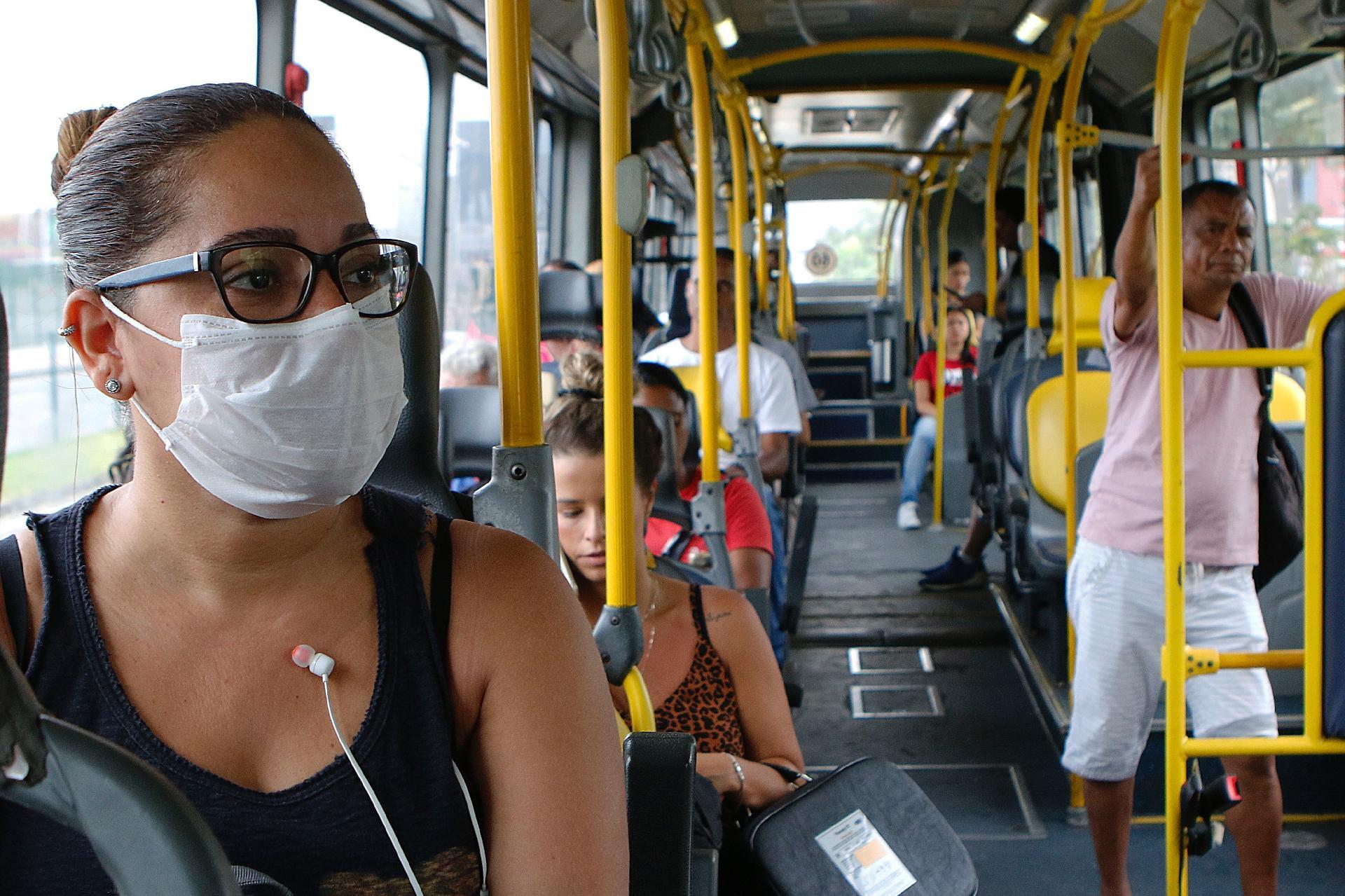 Por cinturão de segurança, RJ proíbe ônibus entre região ...