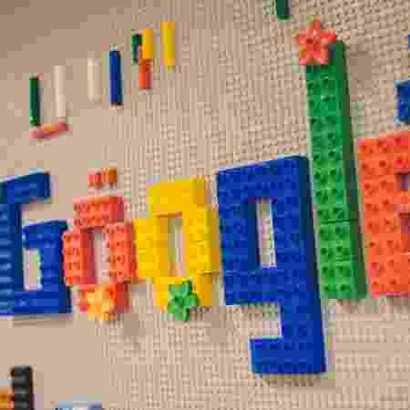 Decoração do Google Brasil - Divulgação/Google - Divulgação/Google