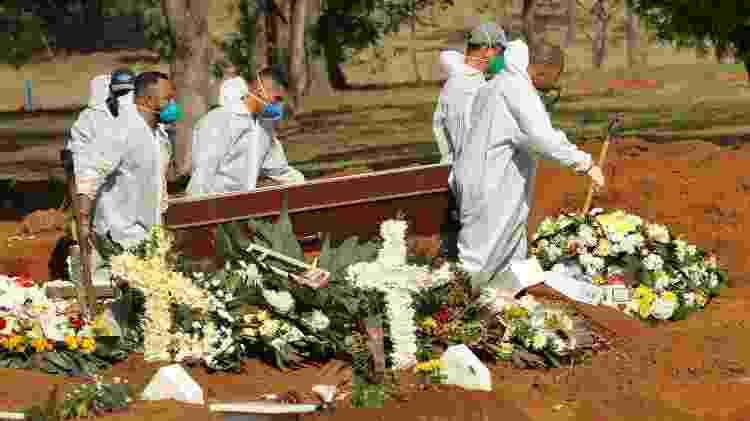 Cemitério da Vila Formosa - Robson Rocha/Agência F8/Estadão Conteúdo - Robson Rocha/Agência F8/Estadão Conteúdo