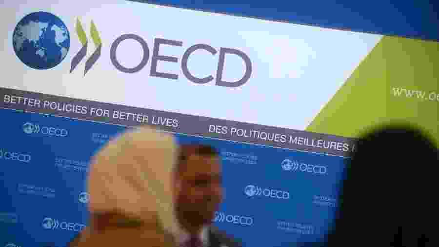 Bolsonaro assina acordo para criar escritório da OCDE no Brasil - Getty Images