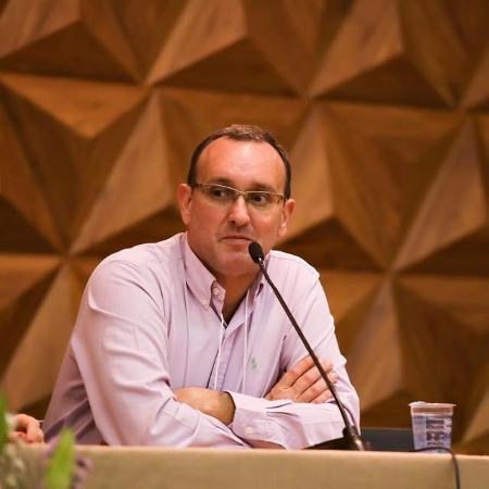 O professor e pesquisador Maurício Lacerda Nogueira - Arquivo pessoal