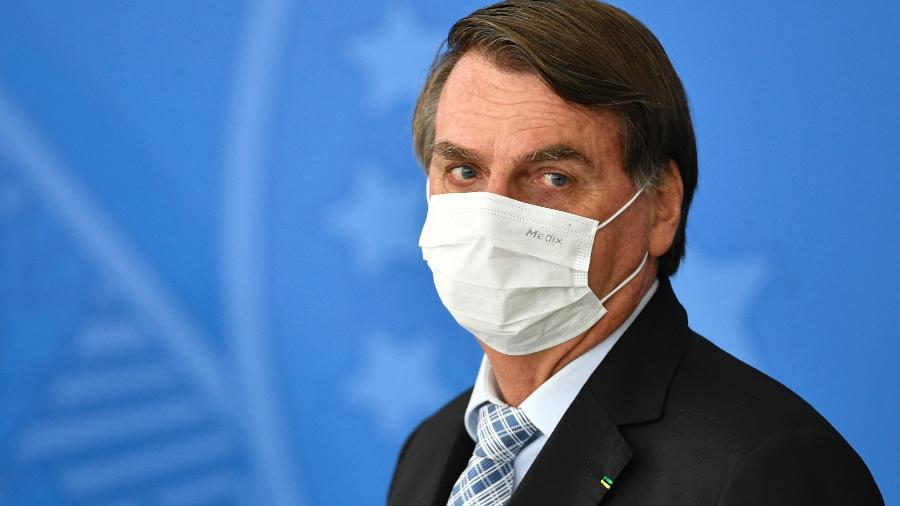 Segundo a OAB, Bolsonaro foi irresponsável ao desrespeitar restrições e não agilizar a compra de vacinas - Mateus Bonomi/AGIF/Estadão Conteúdo