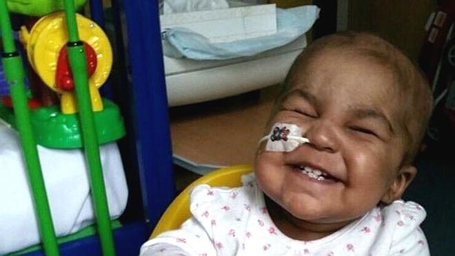 Menina foi diagnostica com câncer agressivo e não respondia a tratamentos comuns, mas pais insistiram que ela recebesse células imunológicas 'editadas' que só haviam sido testadas em camundongos