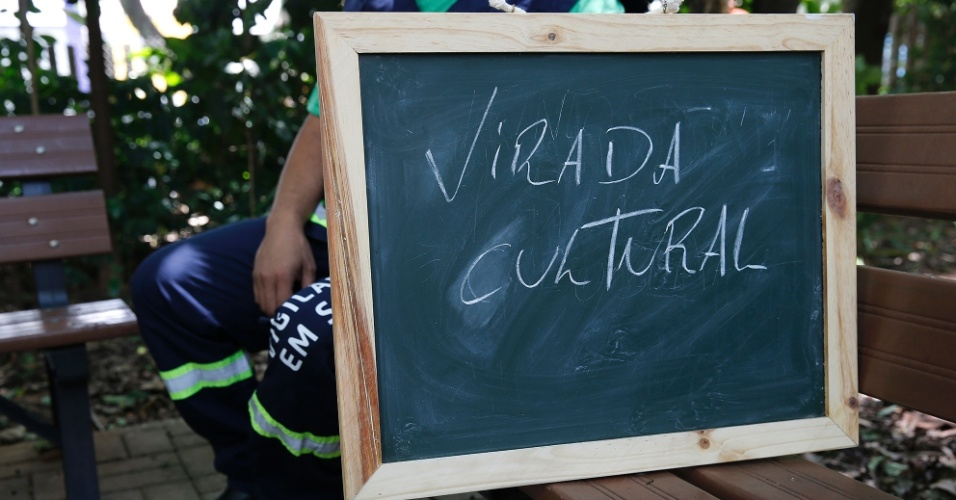"""""""Adoro a Virada Cultural! É uma nova opção de lazer para a população. Sempre compareço. O que mais gosto é da programação na periferia. São Paulo precisa de mais opções culturais fora do centro""""."""