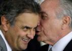 Vitória de Aécio não deve aumentar votos de Temer (Foto: Ueslei Marcelino/Reuters)