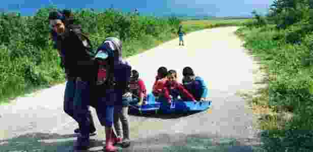 brasileira bbc1 - Childhood Rescue Project  - Childhood Rescue Project