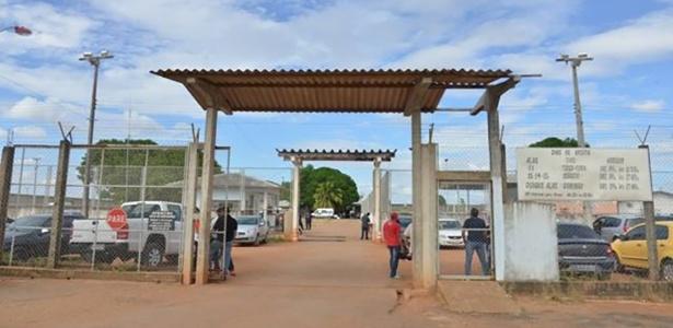 A penitenciária tem 1.475 presos, mas capacidade para 750 detentos