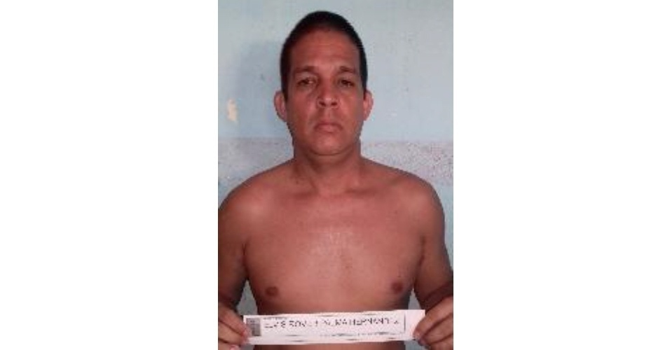 Elvis Rover Palma Hernandez; crime: roubo