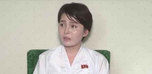 Lim desertou para a vizinha do Sul, mas regressou à Coreia do Norte três anos depois