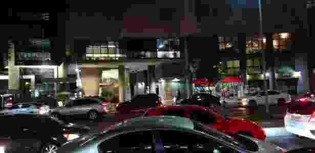 5 - foto noturna - Sony Xperia XA1 Ultra - UOL testa - Bruna Souza Cruz/UOL - Bruna Souza Cruz/UOL