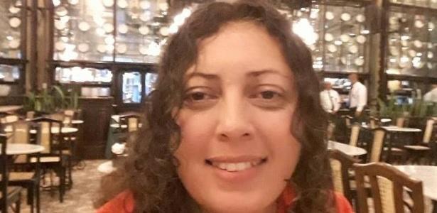 A psicóloga Luciane Couto Cunha, 43, de Contagem (MG), é adepta do minimalismo - Acervo pessoal