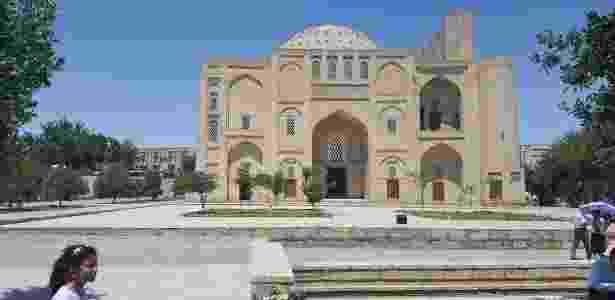 Durante a década de 90, centenas de jovens uzbeques desiludidos uniram-se a organizações afiliadas ao Taleban e à al-Qaeda - BBC - BBC