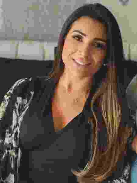 A administradora de empresas Fernanda Damian de Almeida, 30, estava grávida de cinco meses - Reprodução/Facebook