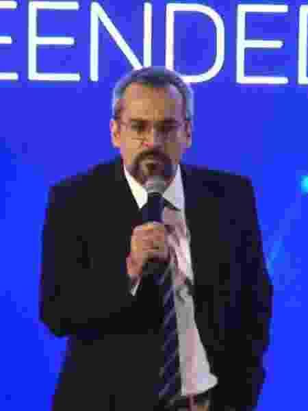 Ministro da Educação, Abraham Weintraub - Reprodução