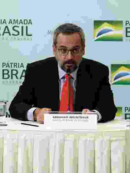 Abraham Weintraub, ministro da Educação - Divulgação