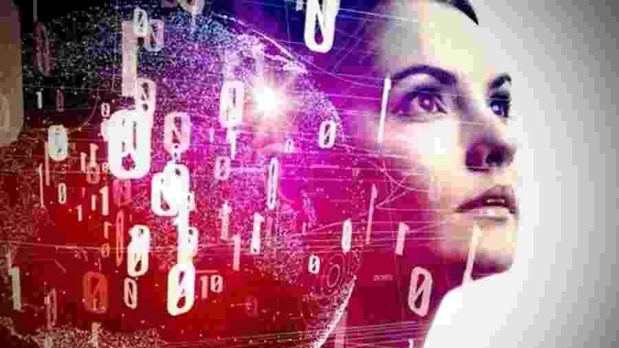Image caption Professor do Oxford Internet Institute diz que hoje temos mais aparelhos tecnológicos com sensores para captar dados sobre nós - BBC